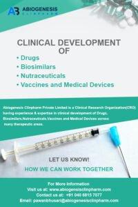 clinical development